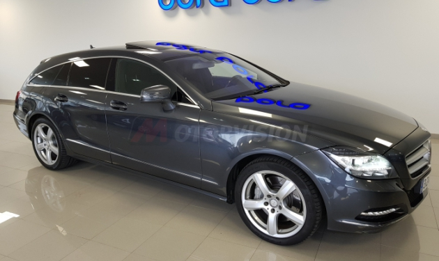 MERCEDES-BENZ-CLS-350-CDi-BE-C218-SHOOTING-BRAKE-AMG