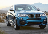 BMW X4 M40i y M6 Coupe�Competition Edition